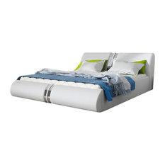 CALLISTO Platform Bed, European Queen
