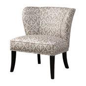 Hilton Armless Accent Chair, Multi
