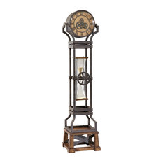 Howard Miller Hourglass Clock