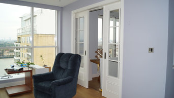 Case Study: Traditional doors in Central London