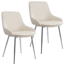 Midcentury Dining Chairs by Inspire at Home