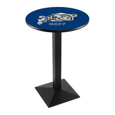US Naval Academy (NAVY) Pub Table by Holland Bar Stool Company