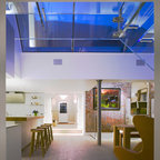 Family Kitchen Contemporary Kitchen London By