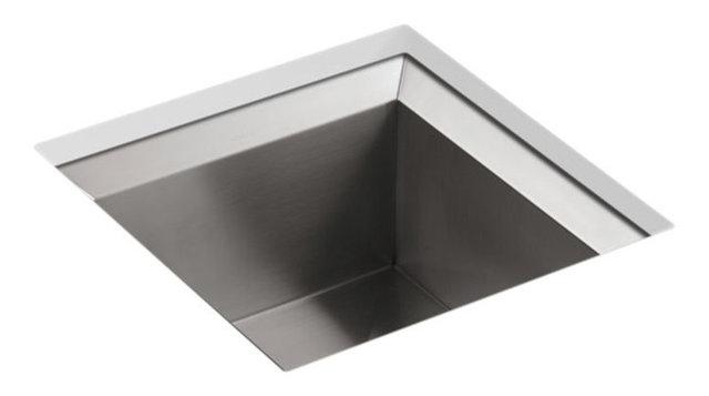 Kohler Poise Under Mount Single Bowl Bar Sink