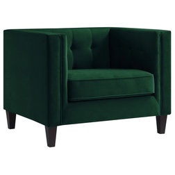 Contemporary Armchairs And Accent Chairs by Inspired Home