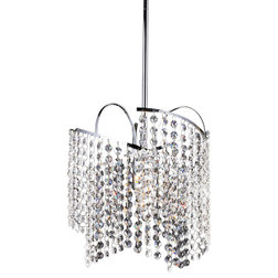 Fancy Contemporary Chandeliers by Warehouse of Tiffany Inc