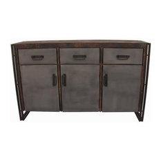 Oulton 3-Door 3-Drawer Buffet