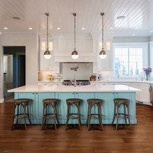 Trend Alert: Standout Kitchen Islands