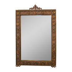 Consigned I.P. Frink Illuminated Mirror