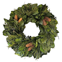 Rustic Wreaths And Garlands by Botanical Splash