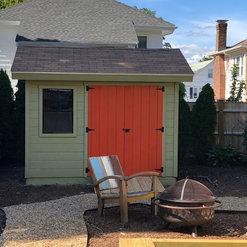 Urban Sheds - Medford, MA, US 02155