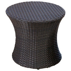 Tropical Outdoor Side Tables by Abbyson Living