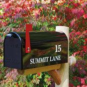 Premium Aluminium Mailbox