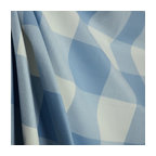 Buffalo Check Blueberry Cotton Fabric
