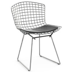 Ideal Midcentury Dining Chairs by SmartFurniture