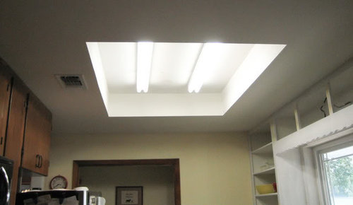 What To Do With This Recessed Light Box Thing