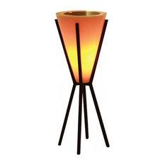 Icon Electric Outdoor Floor Lamp