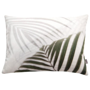 A.U. Maison Botanical Palm Cushion Cover