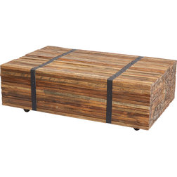 Rustic Coffee Tables by Buildcom