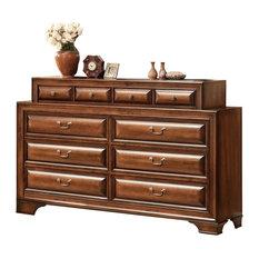 Konane Dresser, Brown Cherry
