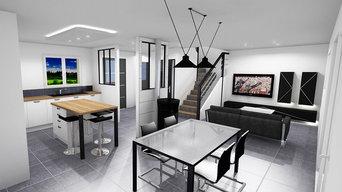 Aménagement et Agencement d'une maison neuve