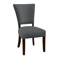 Hekman Woodmark Charlotte Dining Chair Dark Black