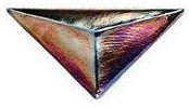 Pyramid Glass Mosaic Piece - Tile