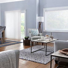 Vertical window treatments