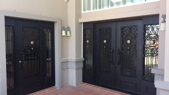 Completed Installations by WROUGHT IRON SHOP