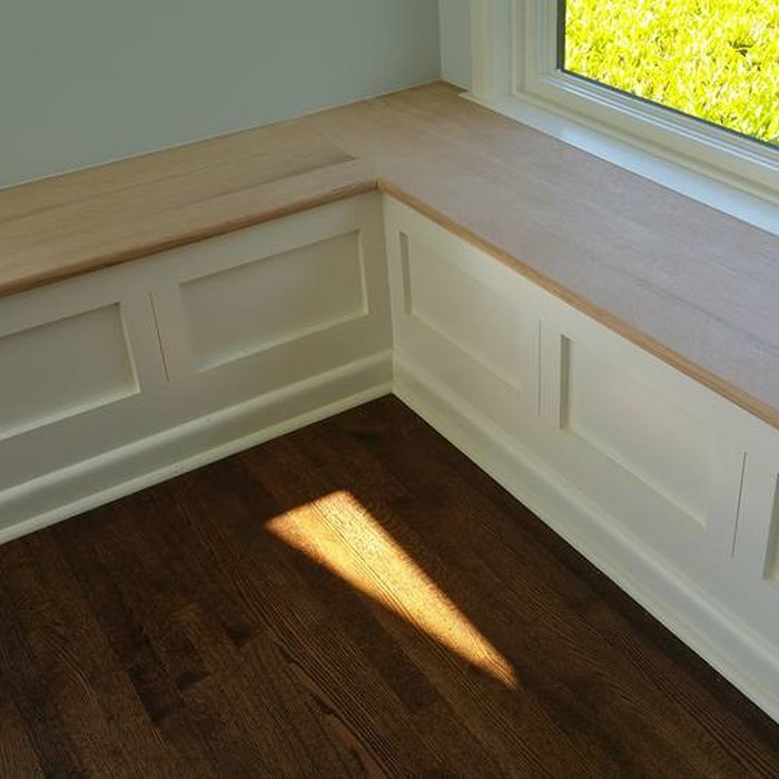 Built-In Bench Seat