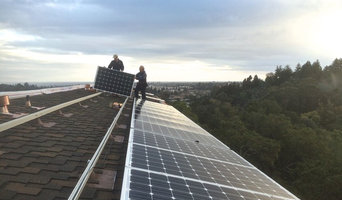 Residential rooftop solar