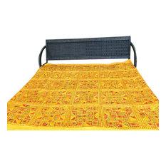 mogulinterior - Bohemian Bedspread Blanket Vintage - Quilts And Quilt Sets
