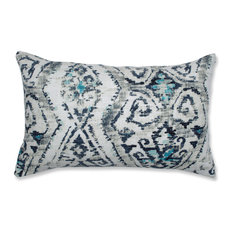 "Pillow Perfect Explorer Atlantic Rectangular Throw Pillow, 18.5""x11.5"""