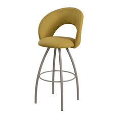 Biscotti Stool Citron Extra Tall 34-inch