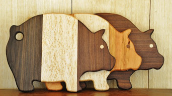 Pig Cheese Boards