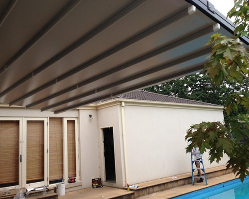 Cantilever Retractable Roof In Melbourne