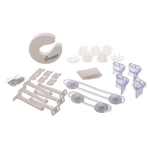 Dreambaby HOME SAFETY VALUE KIT 46 PIECES L7011 Baby Home Safety Kit NEW