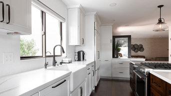 Irvine Kitchen and Powder Room