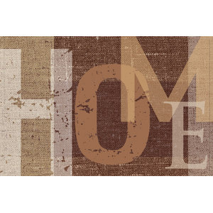 """Home"" Gallery Door Mat, Small"
