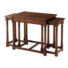 Theodore Alexander Castle Bromwich Orchard Nest of Table by Theodore Alexander