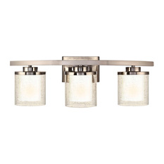 dolan design horizon bathroom vanity light bathroom vanity lighting - Bathroom Vanity Lighting