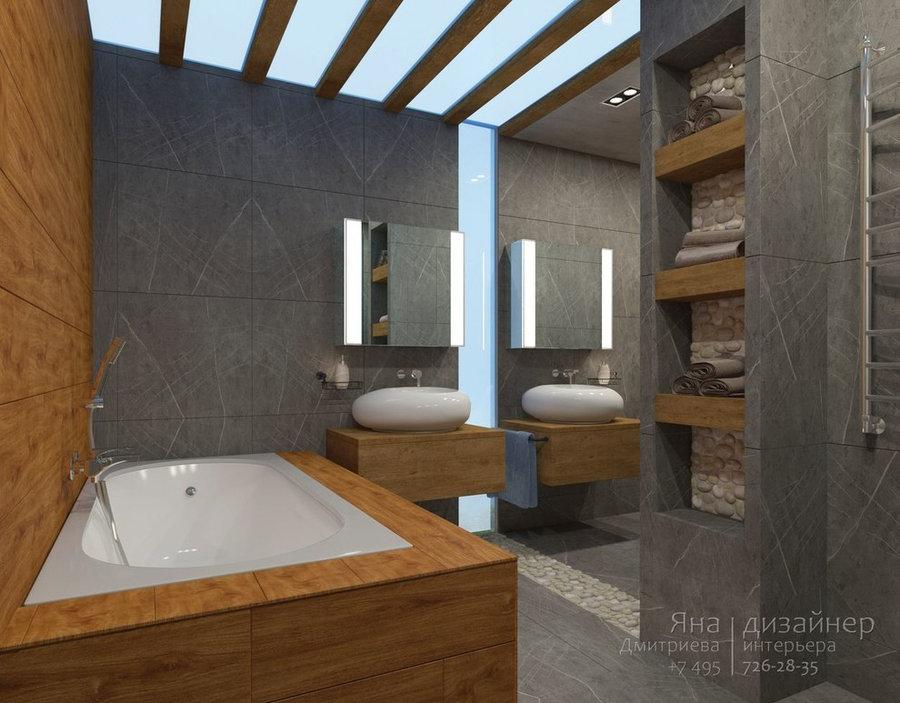 Квартира 170 м2. эклектика лофта и минимализма.