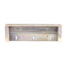 Rustic Storage Rack
