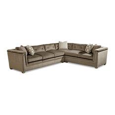 A.R.T. Home Furnishings Morrissey Mani Left Sofa/Right Love Seat/Corner