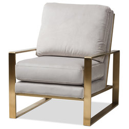 Contemporary Armchairs And Accent Chairs by Baxton Studio