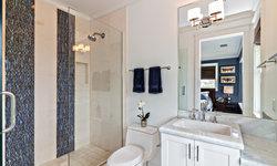 Traditional Bathroom with Modern Flair