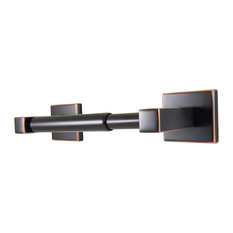 Primo Collection Traditional Toilet Paper Holder, Oil Rubbed Bronze