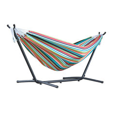 Vivere C9Poly, 10 Combo, Ciao Hammock With Stand, 9 Ft.