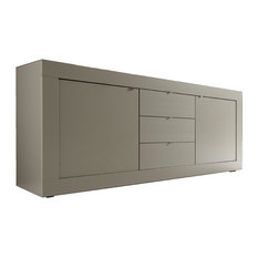 Basic Pewter Sideboard