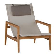 Summer Classics Coast Teak Easy Chair